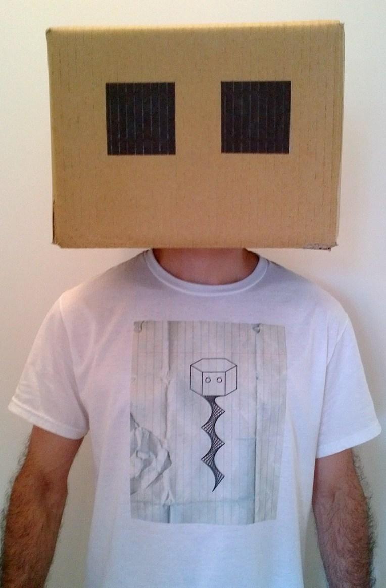 2013_08-Screw Boy T-shirt