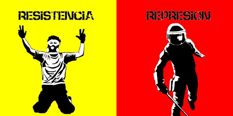 14. Resistencia / Represion