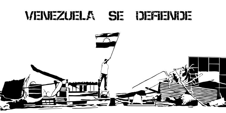 9. Venezuela se defiende